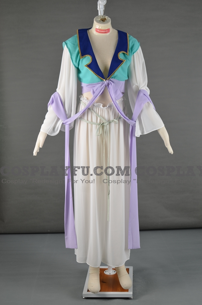Yui Cosplay Costume from Fushigi Yugi