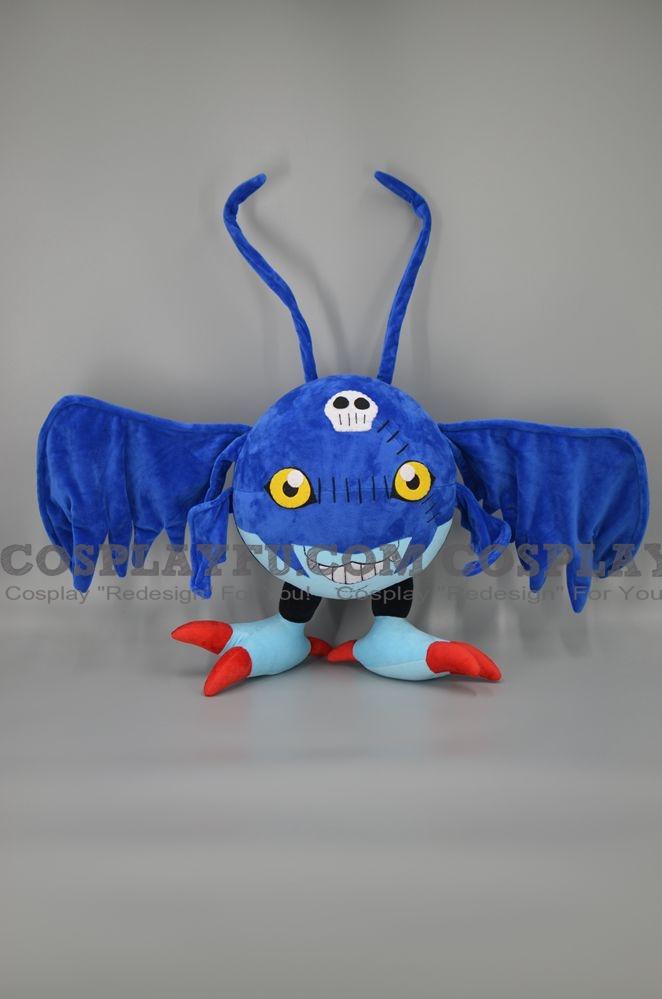 Digimon Adventure Devimon Plüsch