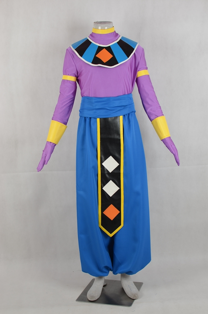 Beerus Cosplay Costume from Dragon Ball