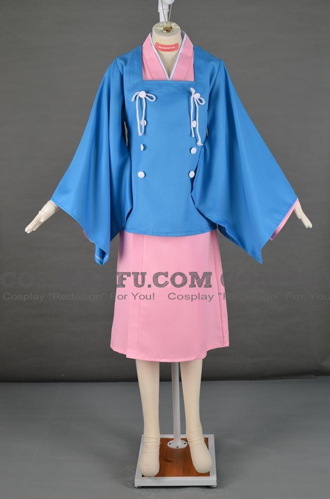 Rurouni Kenshin Megumi Takani Kostüme