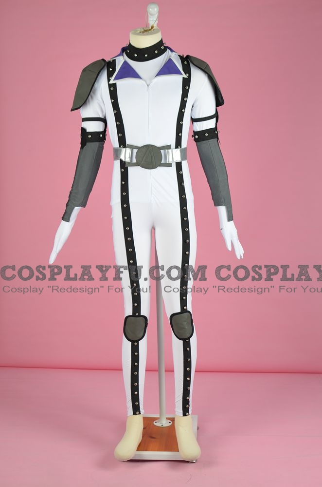 Jack Cosplay Costume from Yu-Gi-Oh! 5D's