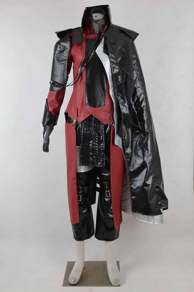 Titus Cosplay Costume from Kingsglaive: Final Fantasy XV
