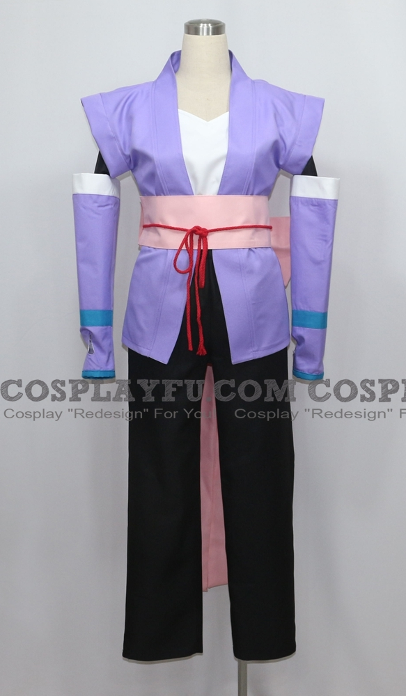 Sheena Cosplay Costume from Tales of Symphonia