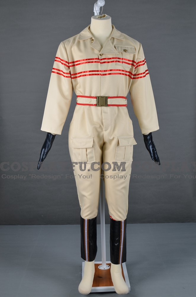 Dr. Cosplay Costume from Ghostbusters 2016 film