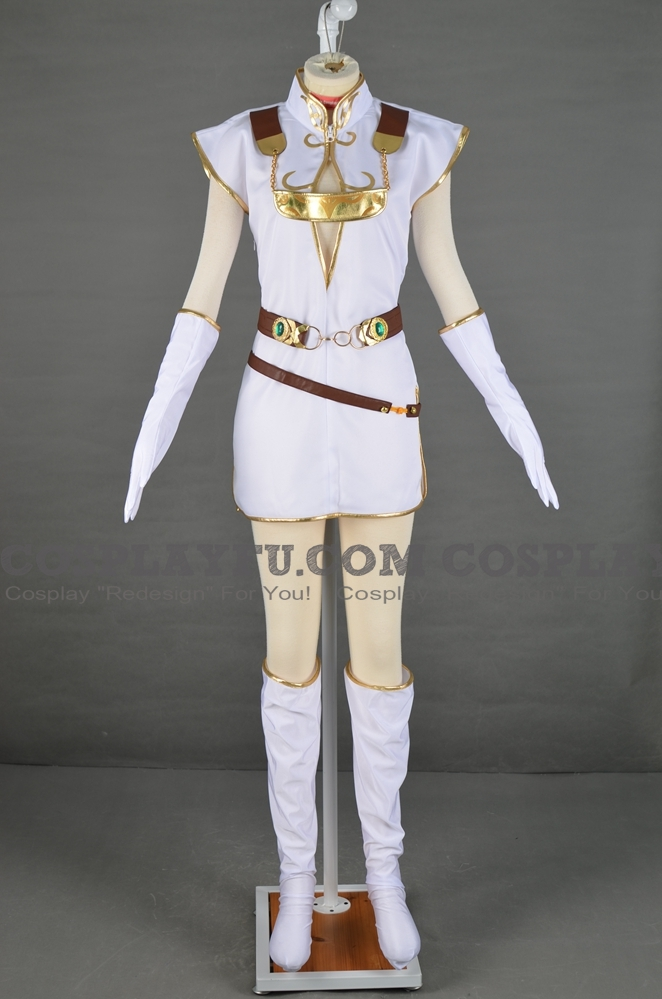 Pirotess Cosplay Costume from Record of Lodoss War