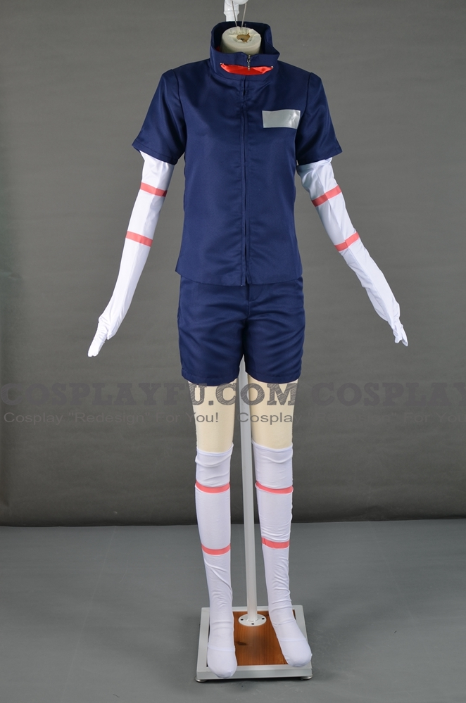 Upa Cosplay Costume from Nanbaka
