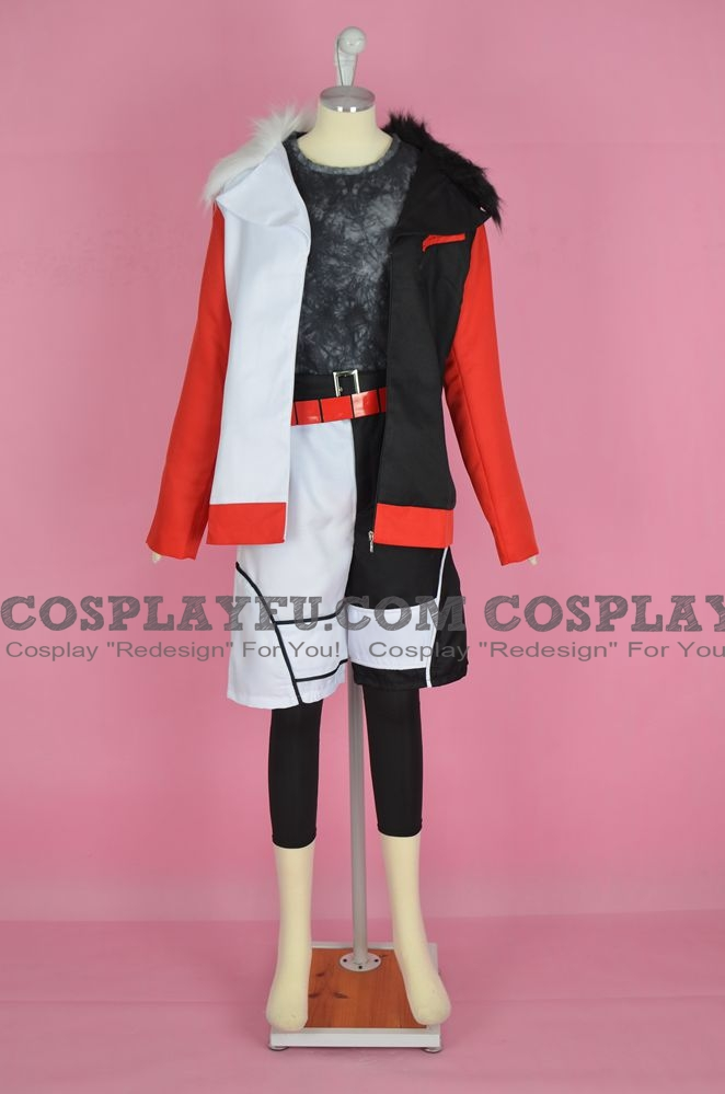 Carlos Cosplay Costume from Descendants 2015 film