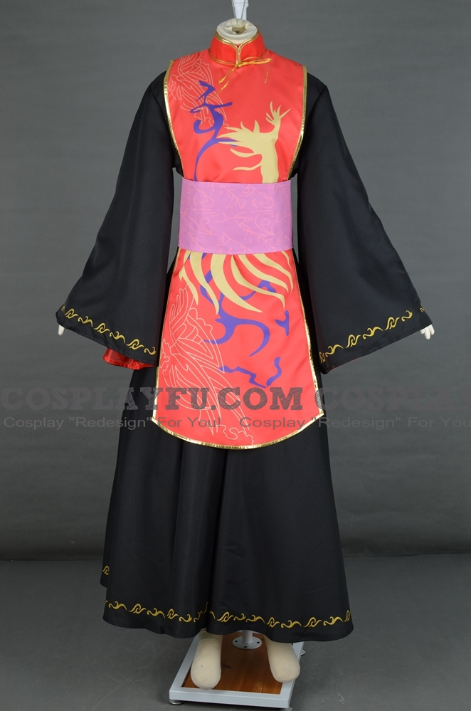 Junko Cosplay Costume from Touhou Project