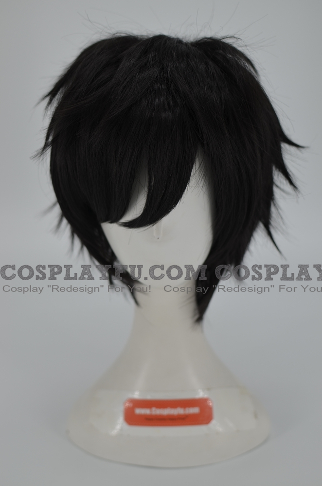 Yuri Katsuki Wig from Yuri on Ice