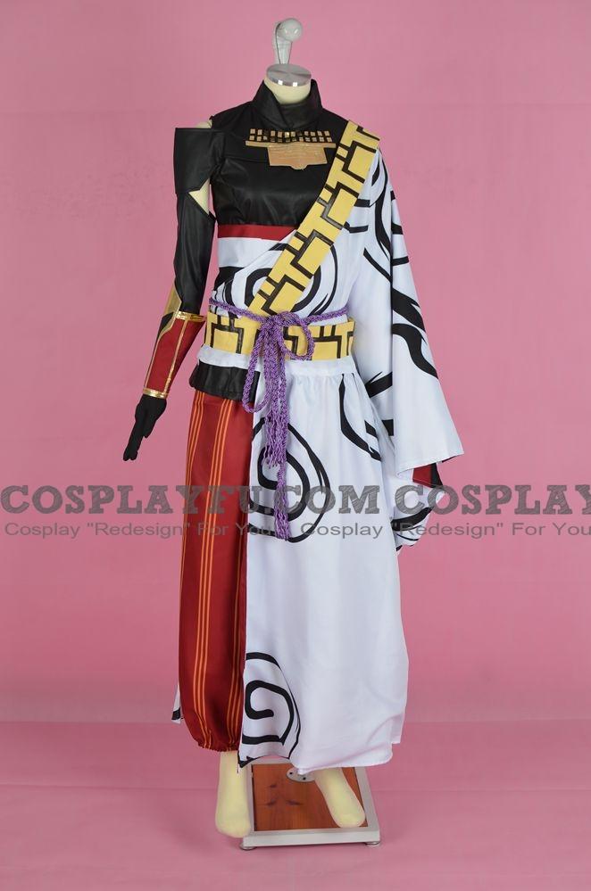 Ishida Cosplay Costume from Samurai Warriors