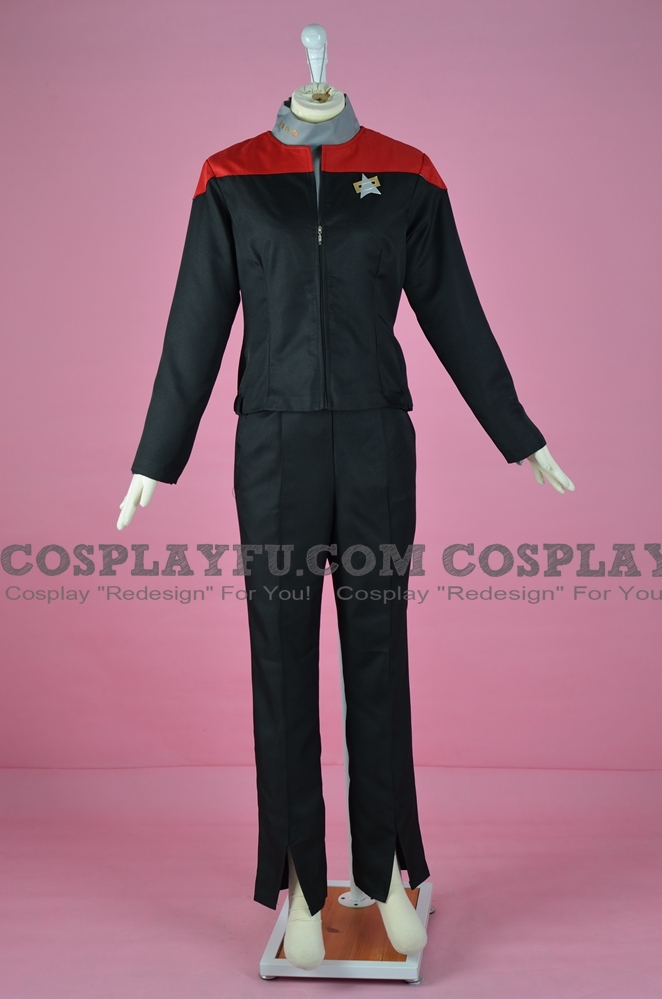 Kathryn Cosplay Costume from Star Trek Voyager