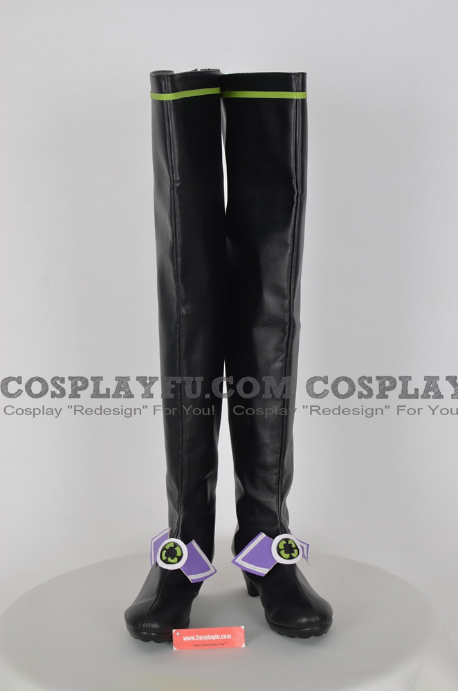 Hyperdimension Neptunia Chika Hakozaki Cosplay