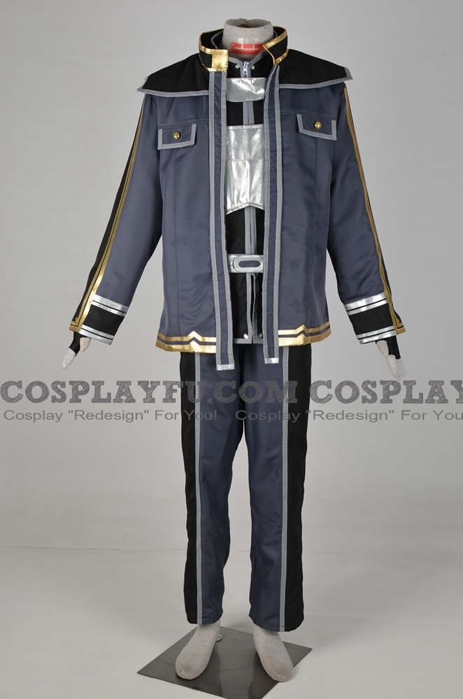 Kirito Cosplay Costume from Sword Art Online Infinity Moment