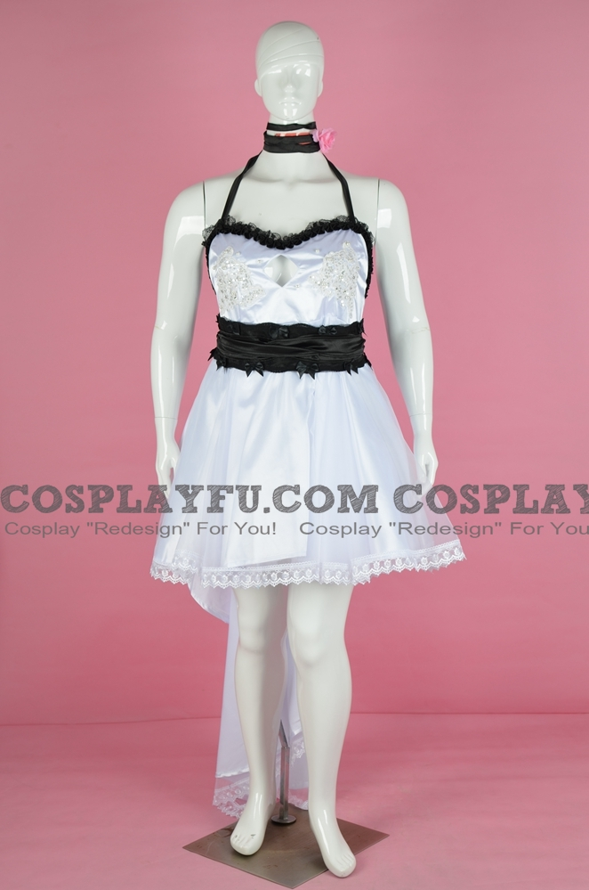 Luka Cosplay Costume (The Madness of Duke Venomania) from Vocaloid