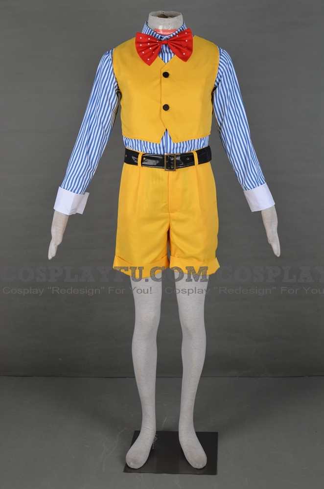 Bienvenue à Lazy Town Stingy Costume