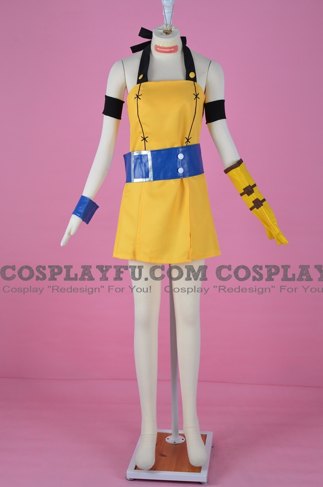 Skies of Arcadia Aika Costume
