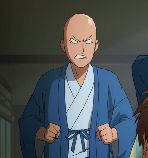 ワンパンマン サイタマ コスチューム (着物)