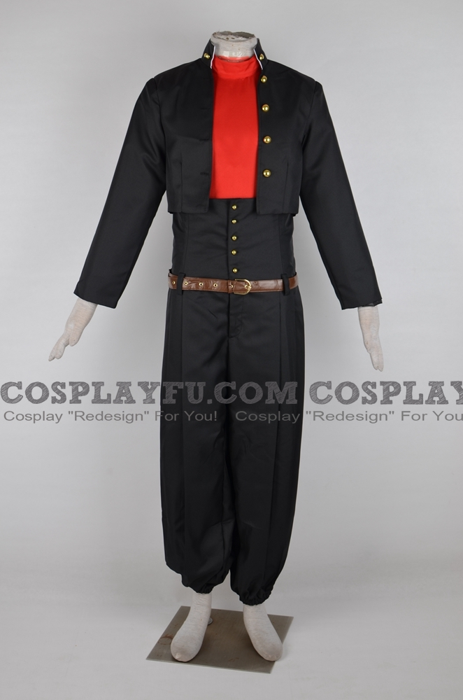 Metal Bat Cosplay Costume from One Punch Man