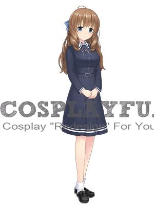 Alternative Girls Shion Arimura Costume (Uniform)
