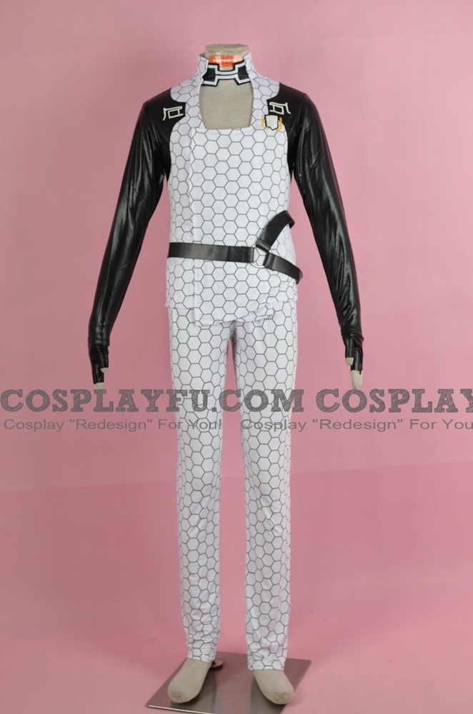 Miranda Cosplay Costume from Mass Effect