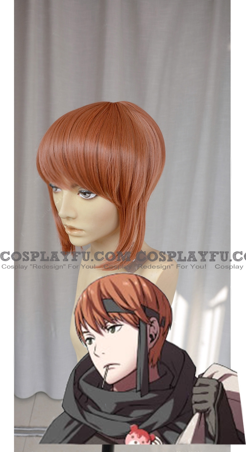 Gaius Wig from Fire Emblem Awakening