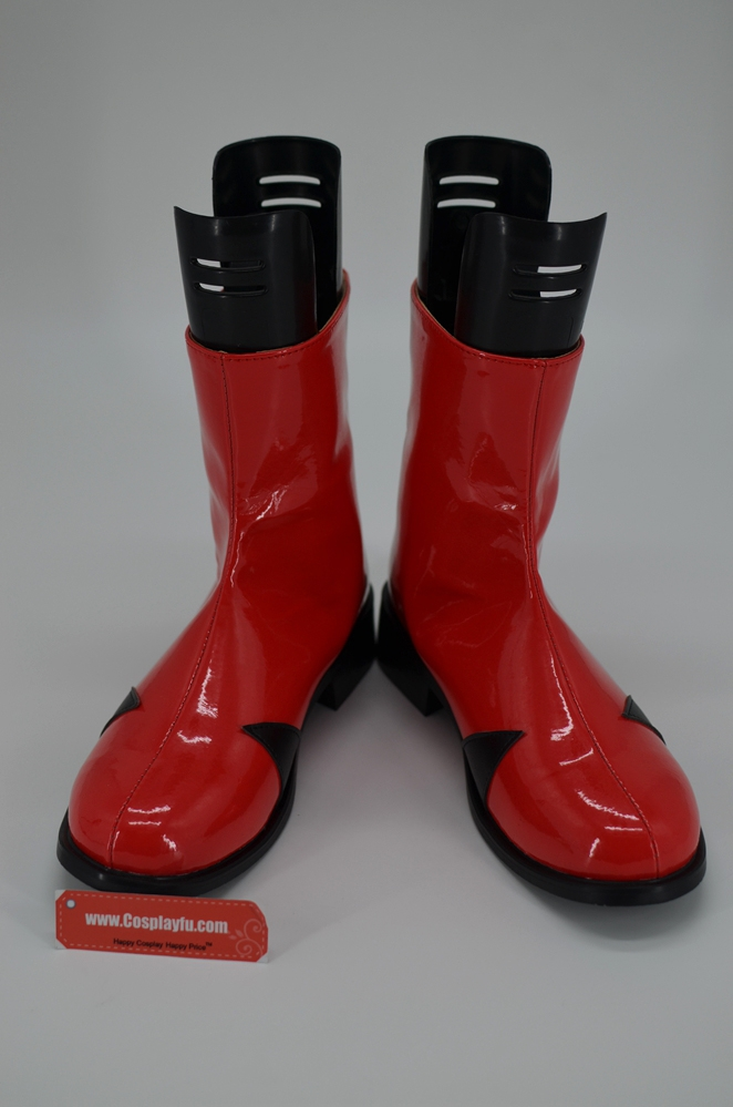 Asuka Shoes (2nd) from Neon Genesis Evangelion