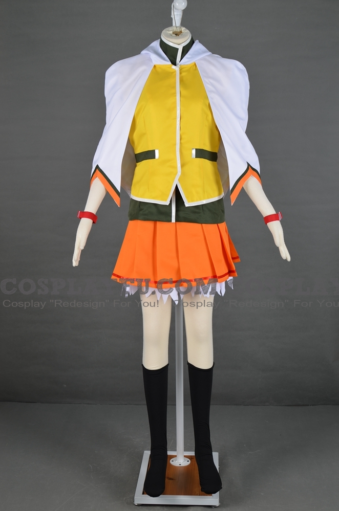 Battle Spirits Sword Eyes Kizakura Kukuri Costume