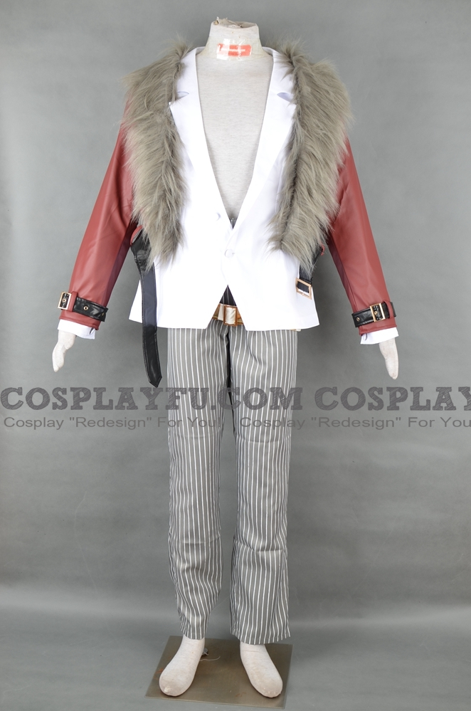 Miguel Cosplay Costume from Tekken