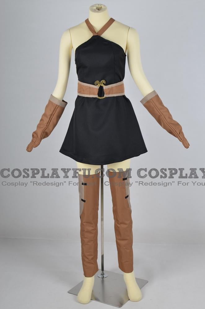 Evangelyne Cosplay Costume from Wakfu