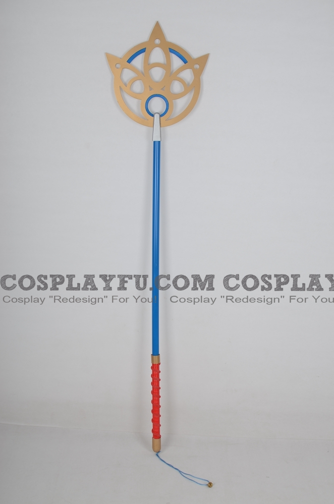 Yuna Staff from Final Fantasy