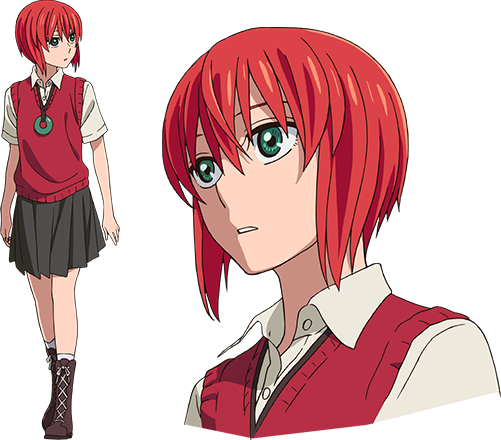 Chise Cosplay Costume (2nd) from The Ancient Magus' Bride