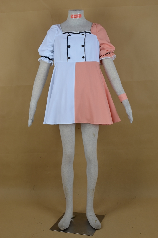 Monomi Cosplay Costume from Danganronpa 2: Goodbye Despair