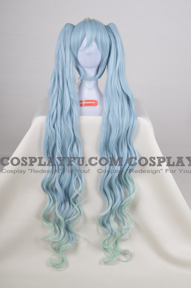 Miku Wig from Vocaloid