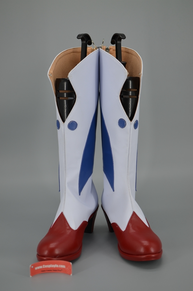 Shiny Chariot Shoes from Little Witch Academia