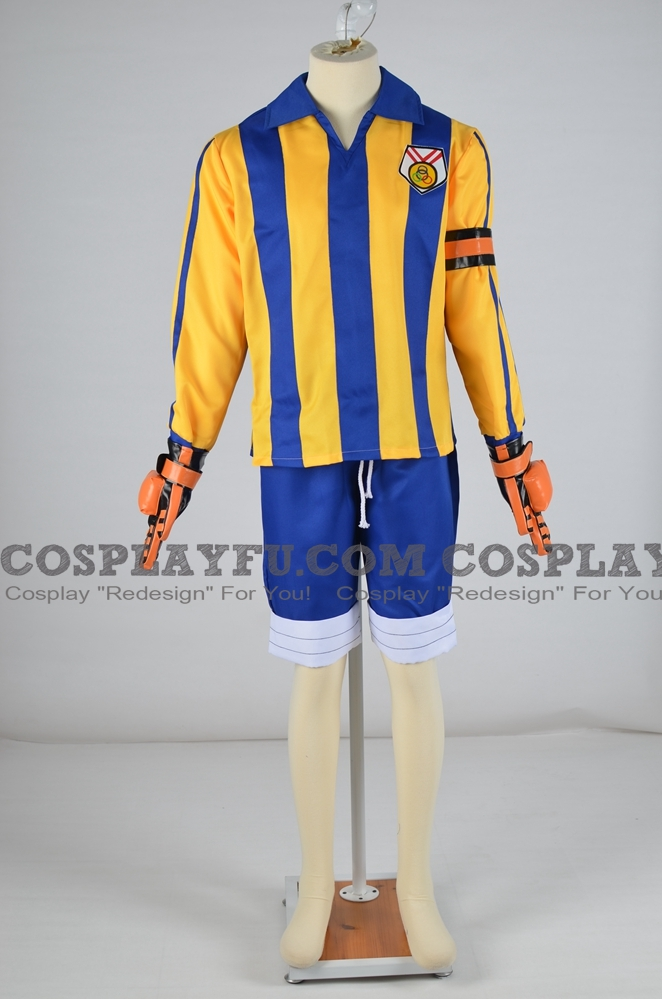 Roberto Cosplay Costume from Rival Schools: United By Fate