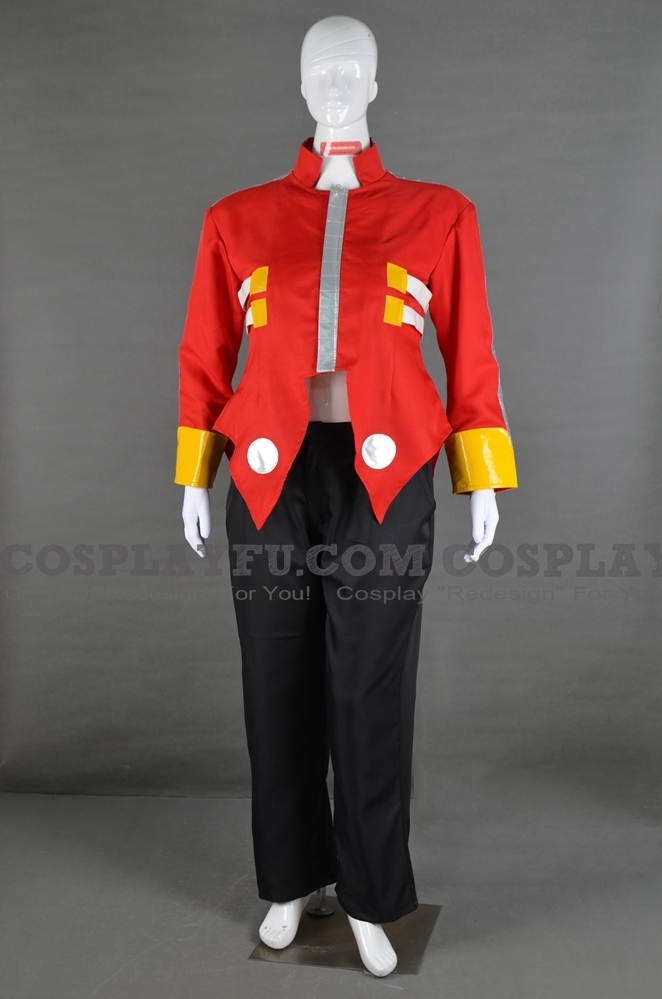 Sonic the Hedgehog Eggman Costume