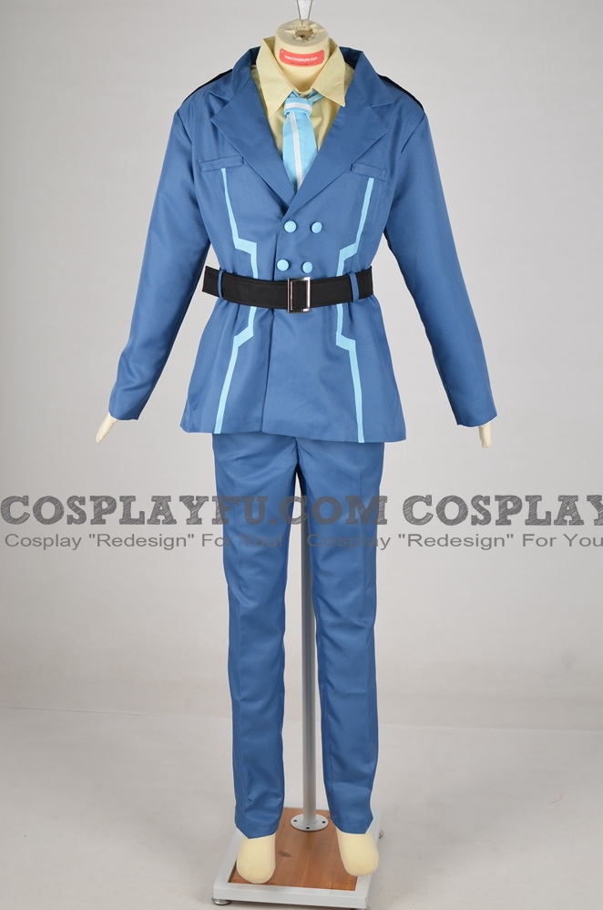 Sakuya Cosplay Costume from Symphogear
