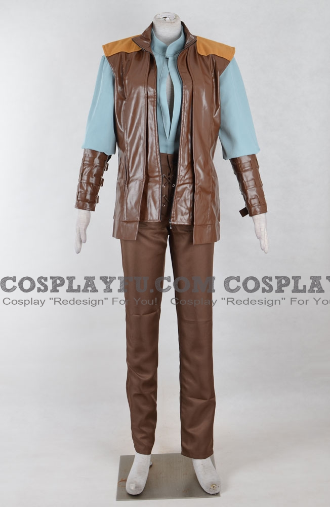 Richard Cosplay Costume from Legend of the Seeker