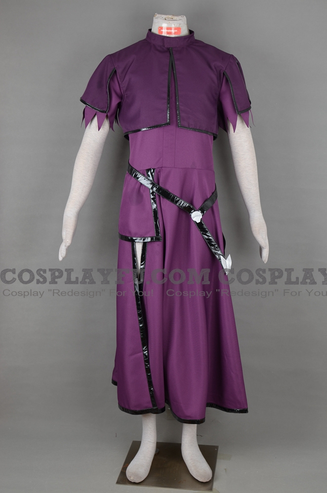 Ruler Cosplay Costume from Fate Apocrypha