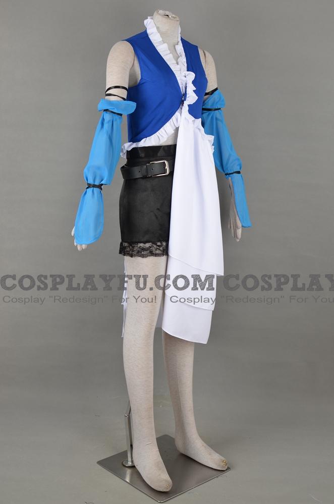 Final Fantasy X Yuna Disfraz (3rd)