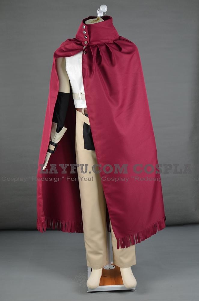 Snipe Cosplay Costume from My Hero Academia