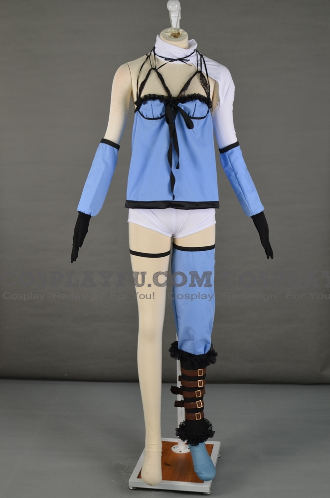 Kaine Cosplay Costume (DLC) from NieR