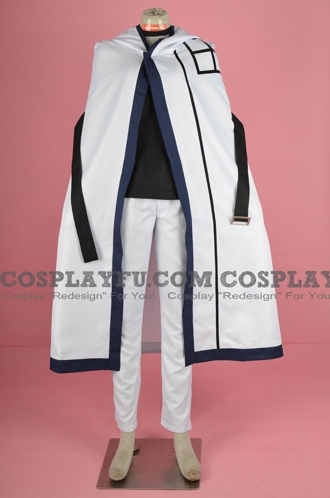 Tsurugi Cosplay Costume from Servamp