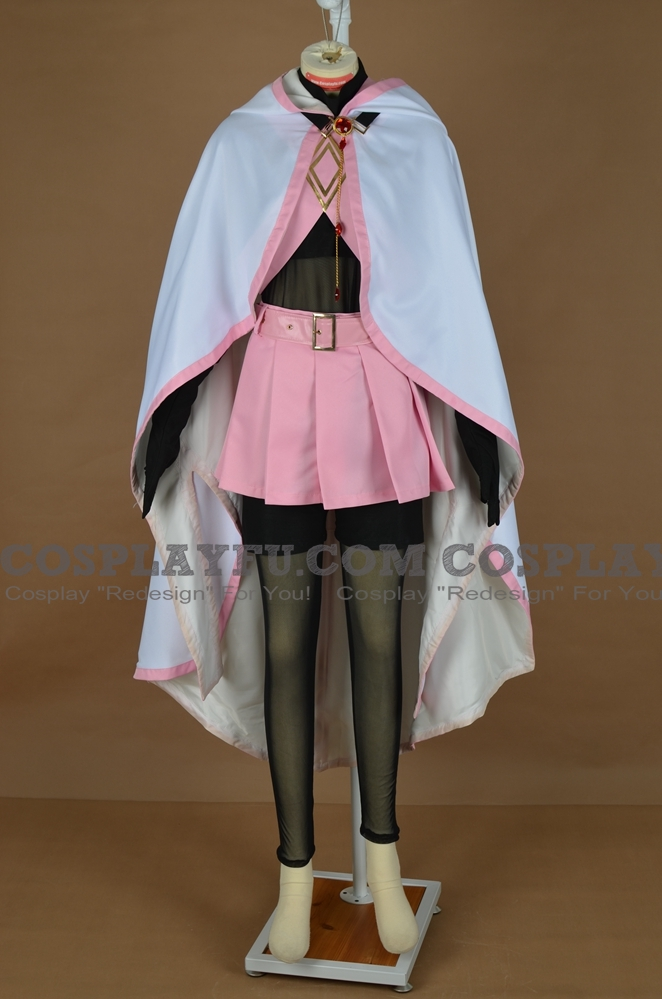 Iroha Cosplay Costume from Puella Magi Madoka Magica Side Story: Magia Record