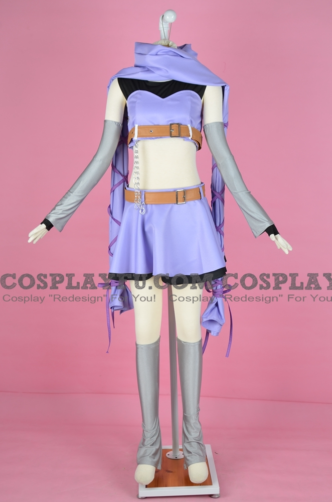 Felicia Cosplay Costume from Puella Magi Madoka Magica Side Story: Magia Record