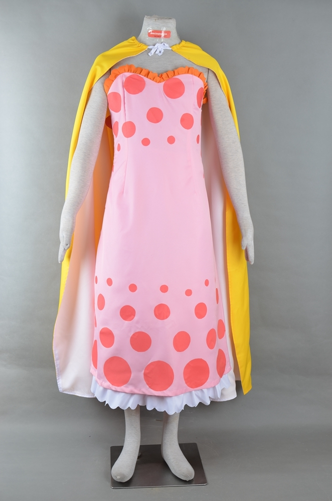 Big Mom Cosplay Costume from One Piece
