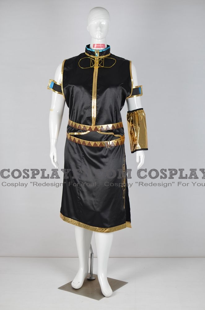 Luka Cosplay Costume (46-004) from Vocaloid