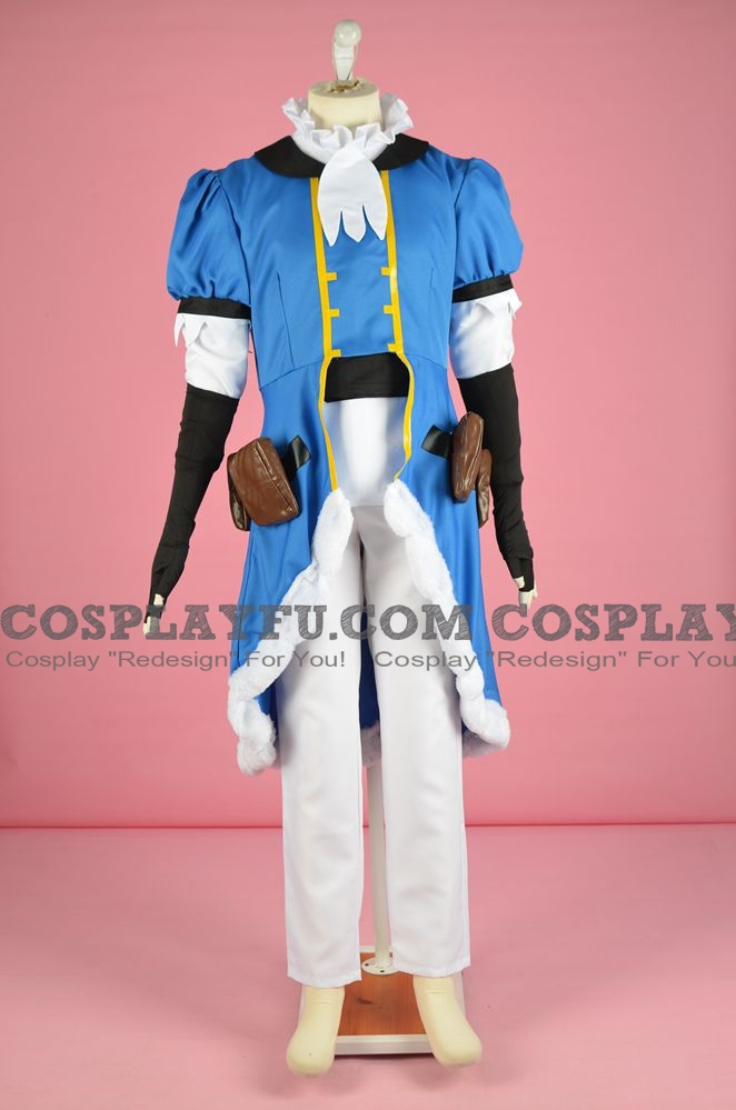 Chymia Cosplay Costume from Pokemon the Movie Volcanion and the Mechanical Marvel