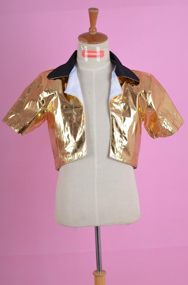 Robin Gold Jacket from Fire Emblem Awakening