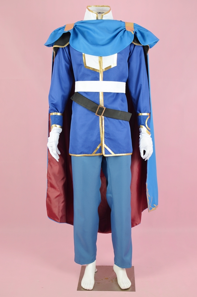 Seliph Cosplay Costume from Fire Emblem Heroes